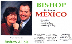 The Andrew Bishop Family-Mexico